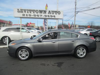 2010 Acura TL w/ Technology Package (GRAY)