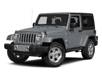 2015 Jeep Wrangler Sahara (Billet Silver Metallic Clearcoat)