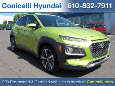 2018 Hyundai KONA (Lime Twist)