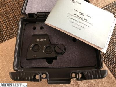 For Sale: EOTech XPS2-0
