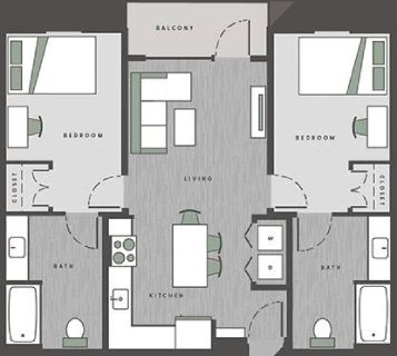 ROOM IN 2B/2B AVAILABLE