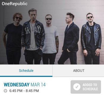 One Republic Rodeo Tickets