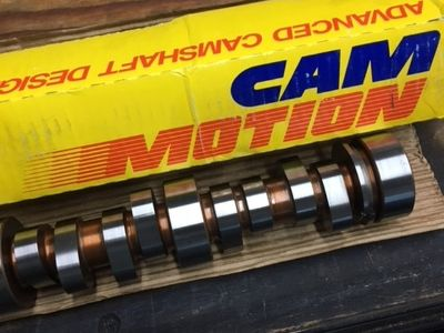 Cam Motion LS Stroker Cam Custom Grind Hydraulic Roller