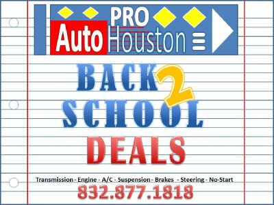 Auto Repair Shop with Mobile Mechanics | Houston Harris County TX