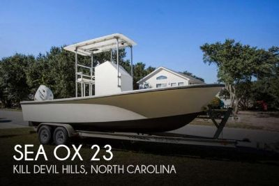 1993 Sea Ox 23 Center Console