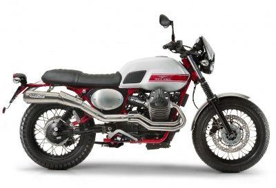 2016 Moto Guzzi V7 II Stornello Dual Purpose Motorcycles Goshen, NY