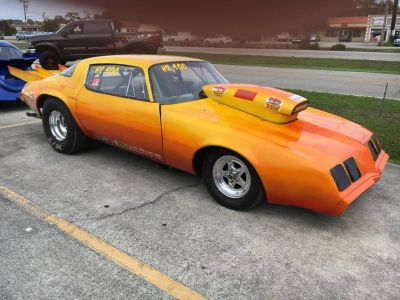 Beautiful,Well built tube chassis 79 Trans Am Rolling/comple