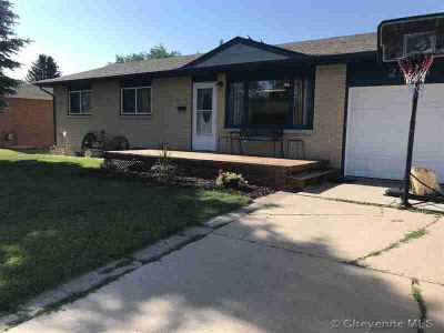 2503 Linden WY CHEYENNE, Great Five BR, Two BA ranch with a 1