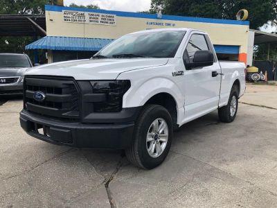 2016 Ford F150 XL (WHITE)