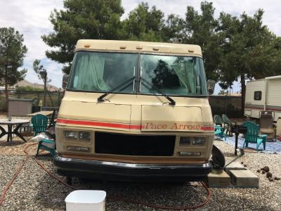 1986 Fleetwood Pace Arrow Motorhome
