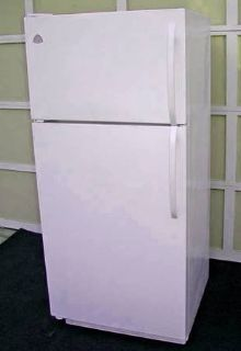 REFRIGERATOR- White REF-20 Cubic ft-Large