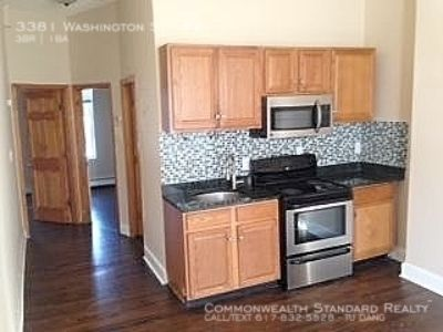 AVAILABLE 9/1!! - 3BED/2BATH IN JAMAICA PLAIN- PET FRIENDLY!!!