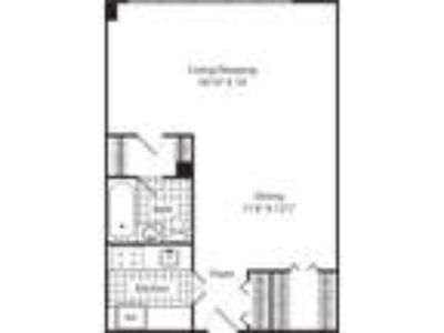 This great 0 BR, One BA sunny apartment is located in the area on Walden St.