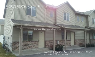 Townhome on Stevens Dr