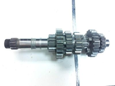 Sell TRANSMISSION TRANNY COUNTER SHAFT AXLE GEARS 02 - 05 RAPTOR 660 YFM660R YFM #2 motorcycle in Smiths Station, Alabama, US, for US $199.74