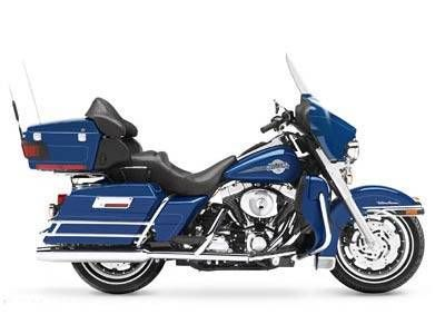 2005 Harley-Davidson FLHTCUI Ultra Classic Electra Glide Touring Motorcycles Little Rock, AR