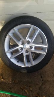 $400, Chevy rims and tires
