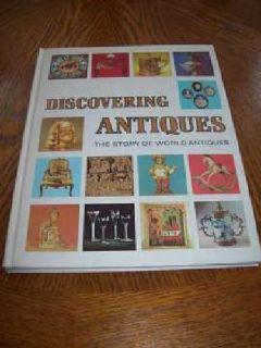 Book-Antique Decoration