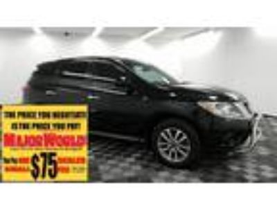 $14888.00 2014 Nissan Pathfinder with 42592 miles!