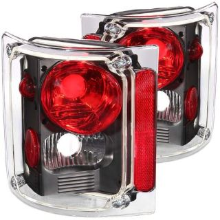 Find Anzo Tail Lights for 1973-1987 GMC Full Size Truck and Blazer Black Style 211016 motorcycle in Bridgeport, Texas, US, for US $79.99