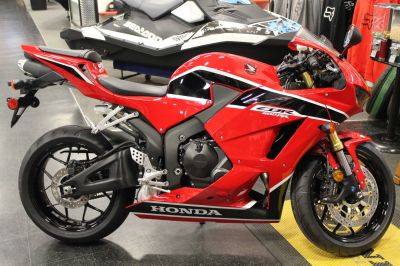 2018 Honda CBR600RR ABS SuperSport Motorcycles Adams, MA