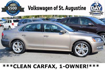 2015 Volkswagen Passat SEL Premium
