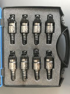 New 700PPH Billet Atomizer Injectors