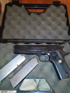 For Sale: Charles Daly 1911 45 A-1