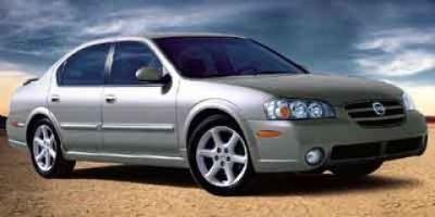 2002 Nissan Maxima GLE ()