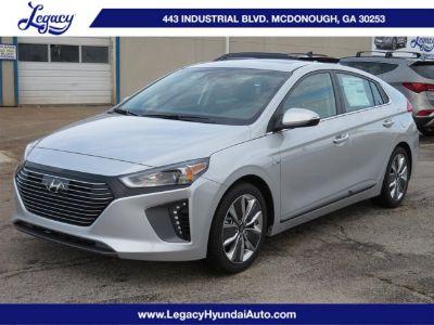 2019 Hyundai IONIQ Hybrid Limited (Symphony Air Silver Metallic)