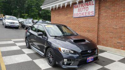 2015 Subaru Impreza WRX STI (Dark Gray Metallic)