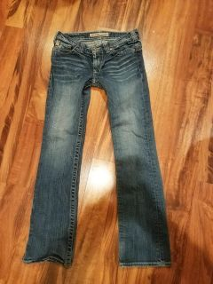 Big Star sweet boot jeans size 27R.