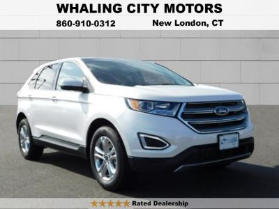 2017 Ford Edge SEL (White Platinum Metallic Tri-Coat)