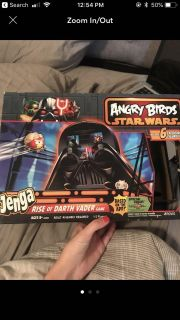 Angry birds Star Wars game - target exclusive