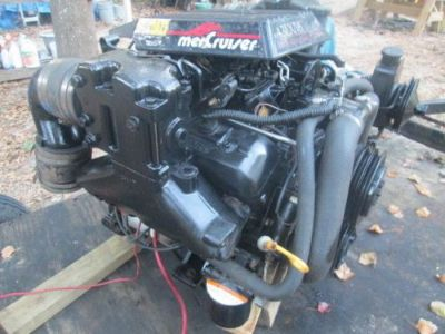 Buy MERCRUISER 4.3 VORTEC GM V/6 I/O ENGINE VERY CLEAN motorcycle in Lillian, Alabama, United States, for US $2,900.00