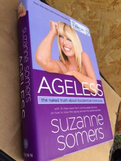 Suzanne summers ageless NEW