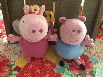 Peppa the pig ty