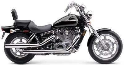 2004 Honda Shadow Spirit Cruiser Motorcycles Ithaca, NY