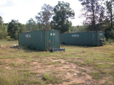 Shipping Containers, Connexes