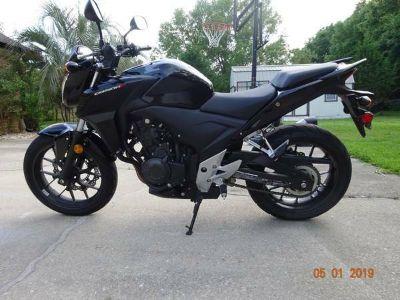 2013 Honda CB 500F ABS