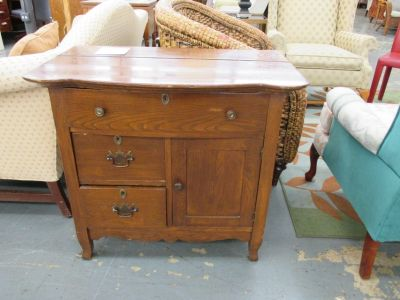 Antique Washstand or Cabinet
