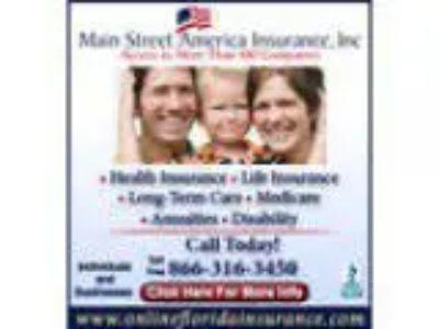 Main Street America Insurance Inc