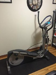 MultiSports Elliptix Cross Trainer Elliptical