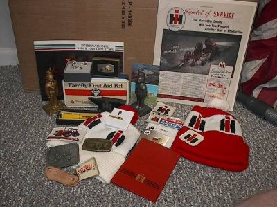 International Harvester iH Employee Memrobilia Items Wanting to Buy!