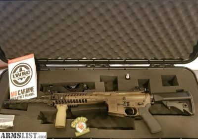 For Sale: USED M6IC PATRIOT BROWN