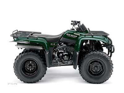 2006 Yamaha Big Bear 400 4X4 Utility ATVs Ebensburg, PA