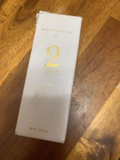 New never opened Peony Facial mask beauty counter