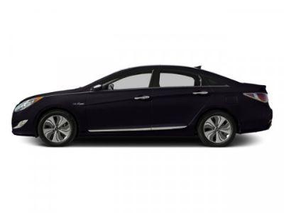 2015 Hyundai Sonata Hybrid Base (Eclipse Black)