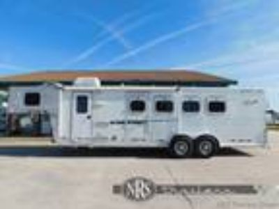 4 Horse Living Quarters TrailerCherokee