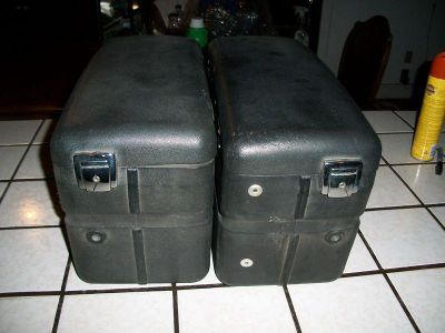Buy HARLEY DAVIDSON FXR SADDLE BAGS] motorcycle in Carmichael, California, US, for US $400.00